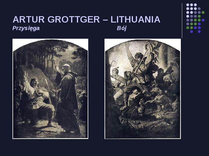Historia Polski w malarstwie - Slajd 75