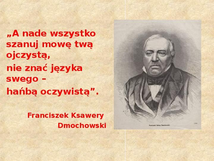 Historia Języka Polskiego - Slajd 2