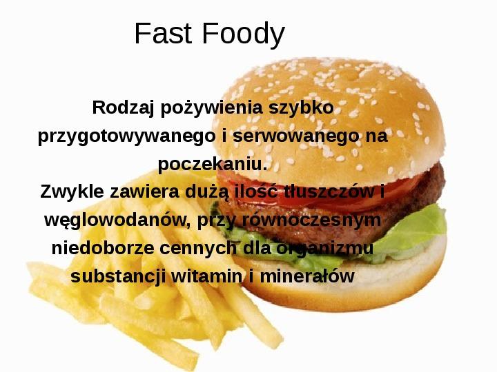 Zasady zdrowego odżywiania - Slajd 22