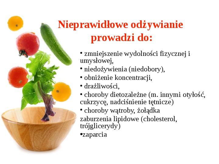Zdrowe odżywianie w rodzinie - Slajd 7