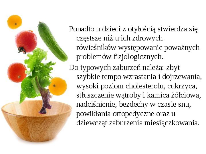 Zdrowe odżywianie w rodzinie - Slajd 12