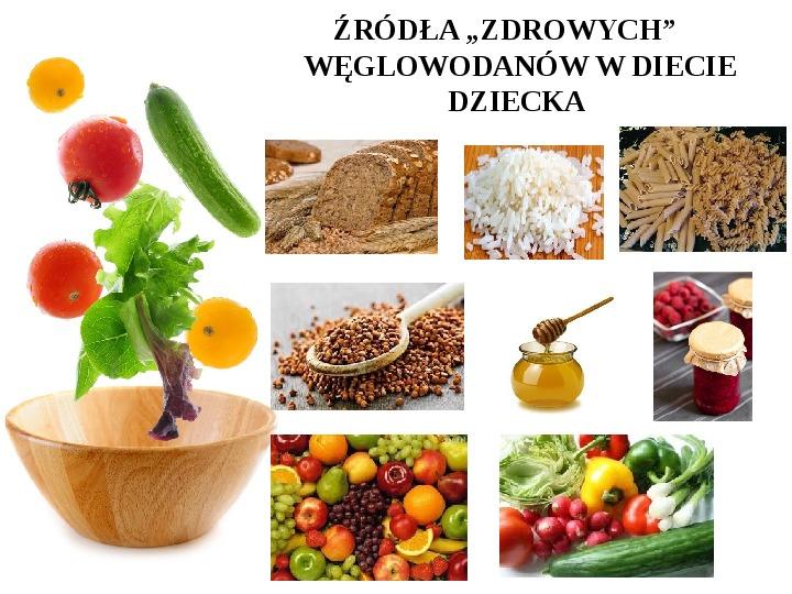 Zdrowe odżywianie w rodzinie - Slajd 29