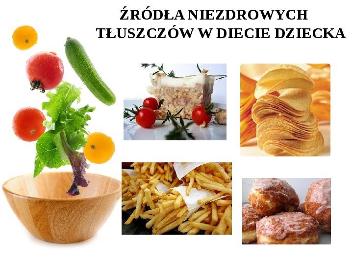 Zdrowe odżywianie w rodzinie - Slajd 35