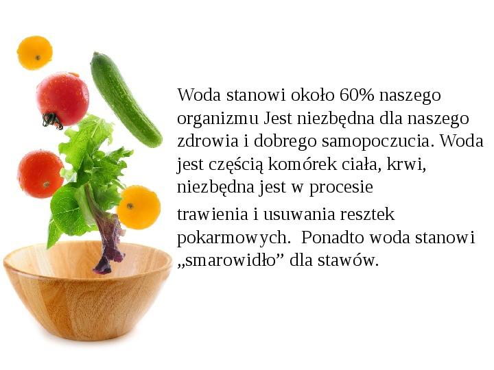 Zdrowe odżywianie w rodzinie - Slajd 42