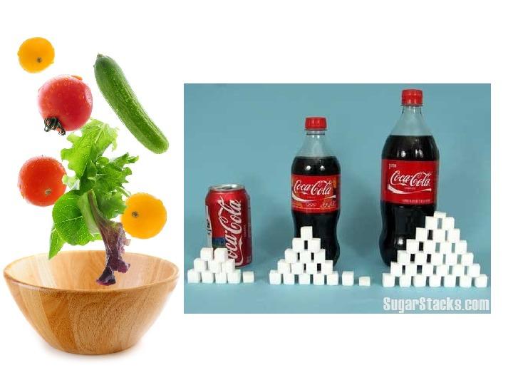 Zdrowe odżywianie w rodzinie - Slajd 50