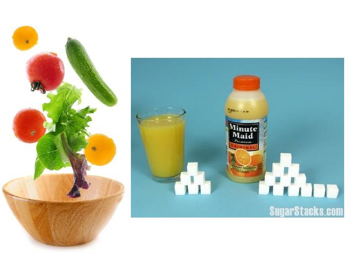 Zdrowe odżywianie w rodzinie - Slajd 51