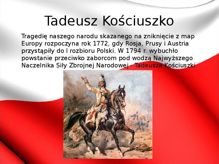 Narodowe Święto Niepodległości - Slajd 2