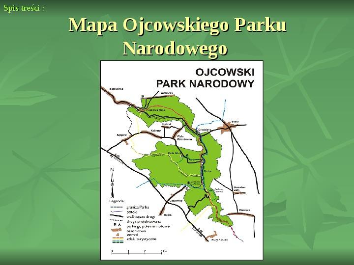 Ojcowski Park Narodowy - Slajd 2