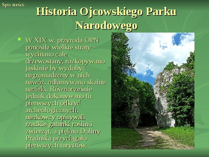Ojcowski Park Narodowy - Slajd 4