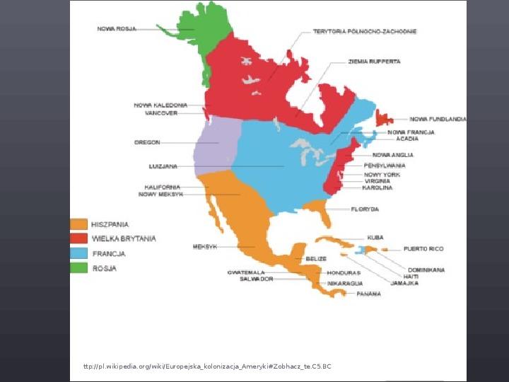 Podbój i eksploatacja Ameryki - Slajd 2