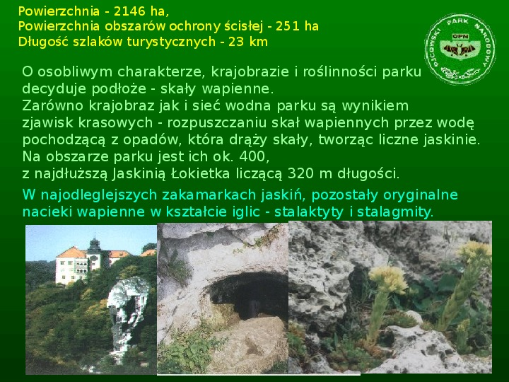 Parki narodowe w Polsce - Slajd 19