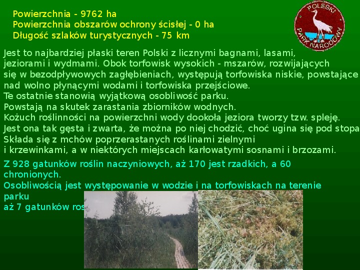 Parki narodowe w Polsce - Slajd 42