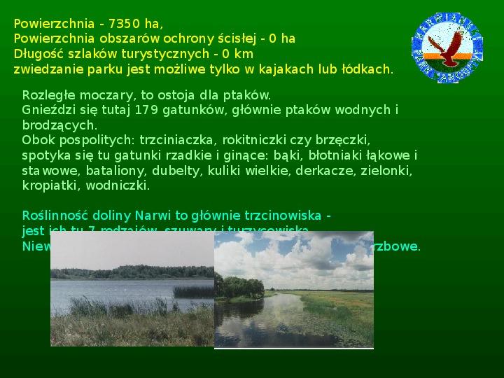 Parki narodowe w Polsce - Slajd 52