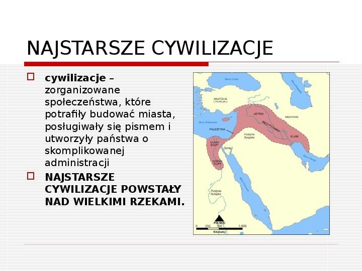 Początki cywilizacji - Slajd 24