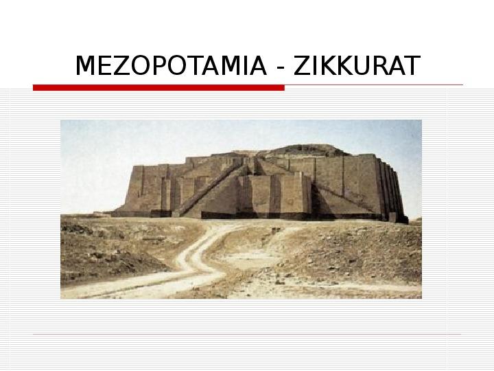 Początki cywilizacji - Slajd 31