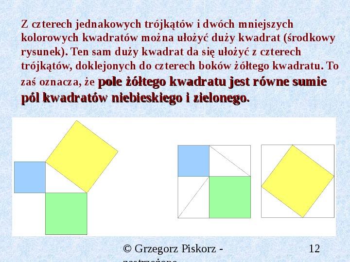 Matematyka starożytna - Slajd 11