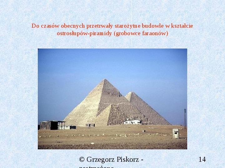 Matematyka starożytna - Slajd 13