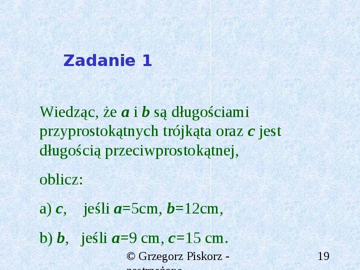 Matematyka starożytna - Slajd 18