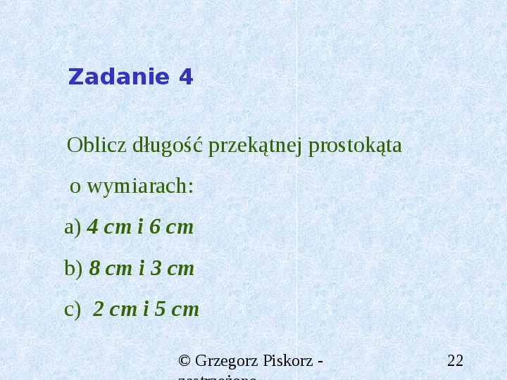 Matematyka starożytna - Slajd 21