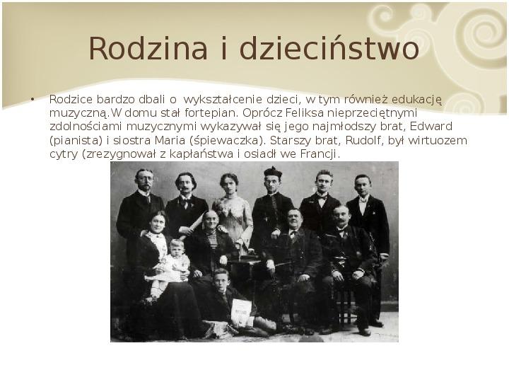 Feliks Nowowiejski - Slajd 2