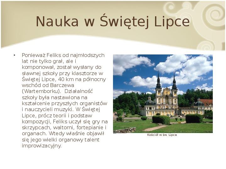Feliks Nowowiejski - Slajd 3