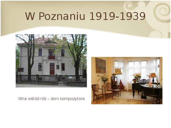 Feliks Nowowiejski - Slajd 11