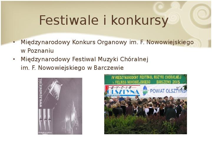 Feliks Nowowiejski - Slajd 16