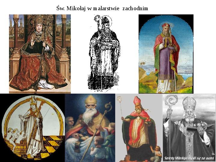 Historia Św. Mikołaja - Slajd 21