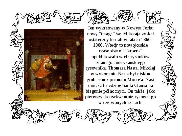 Historia Św. Mikołaja - Slajd 33