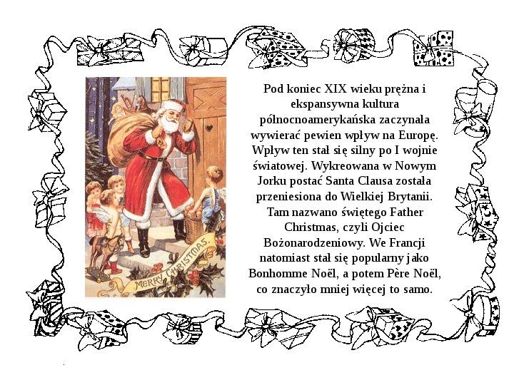 Historia Św. Mikołaja - Slajd 35