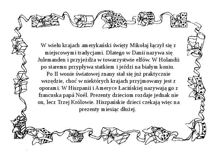 Historia Św. Mikołaja - Slajd 36