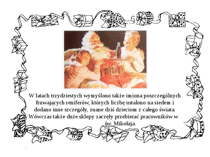 Historia Św. Mikołaja - Slajd 39