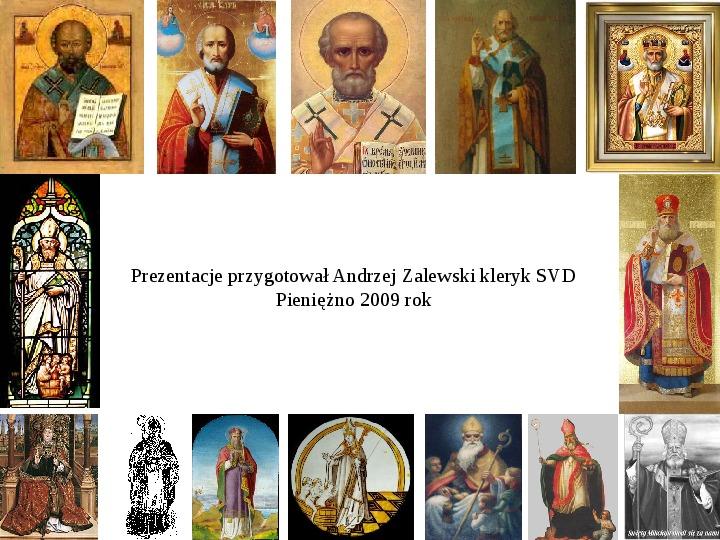 Historia Św. Mikołaja - Slajd 45