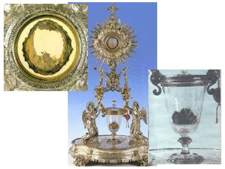 Cuda eucharystyczne - Slajd 3