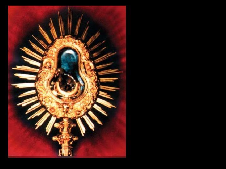 Cuda eucharystyczne - Slajd 14