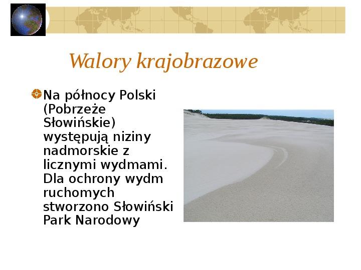 Atrakcje turystyczne Polski - Slajd 7
