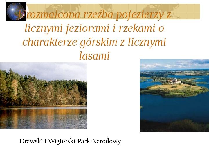 Atrakcje turystyczne Polski - Slajd 10