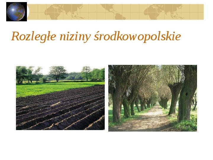 Atrakcje turystyczne Polski - Slajd 14