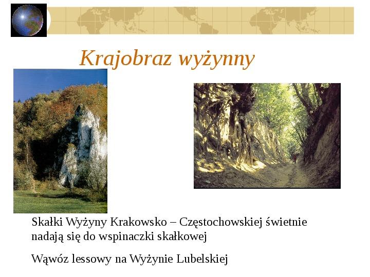 Atrakcje turystyczne Polski - Slajd 15