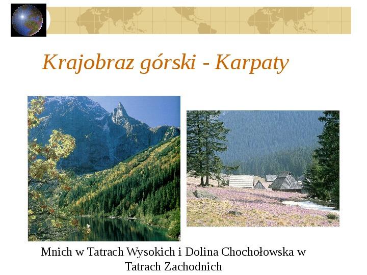 Atrakcje turystyczne Polski - Slajd 18