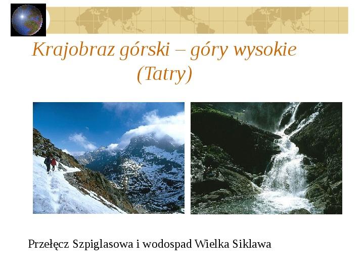 Atrakcje turystyczne Polski - Slajd 19
