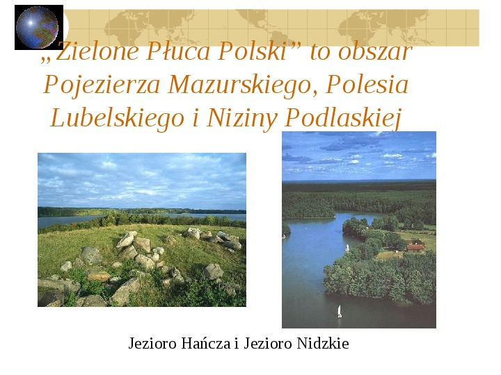 Atrakcje turystyczne Polski - Slajd 29