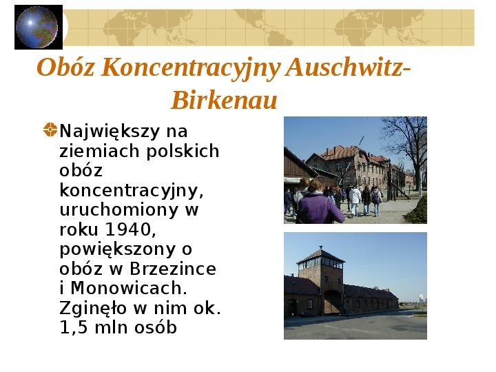 Atrakcje turystyczne Polski - Slajd 36