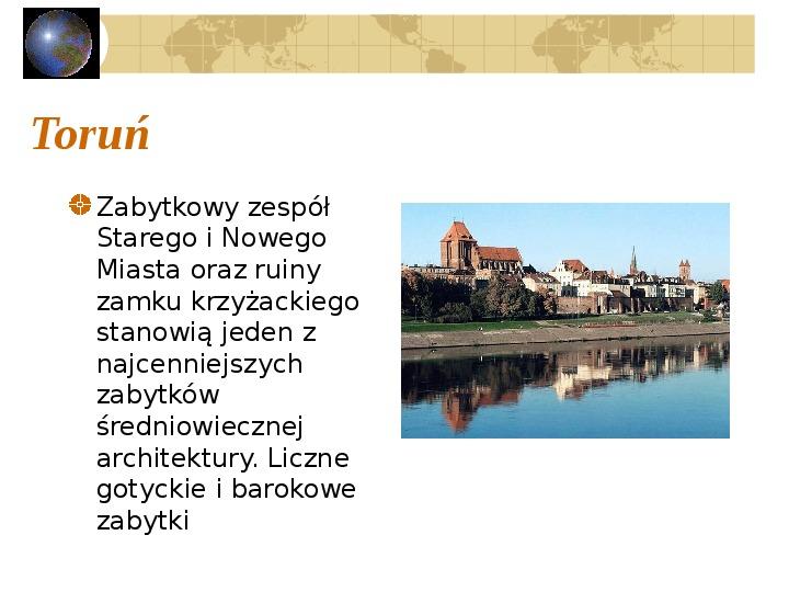Atrakcje turystyczne Polski - Slajd 40