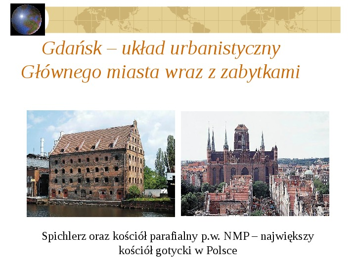 Atrakcje turystyczne Polski - Slajd 51