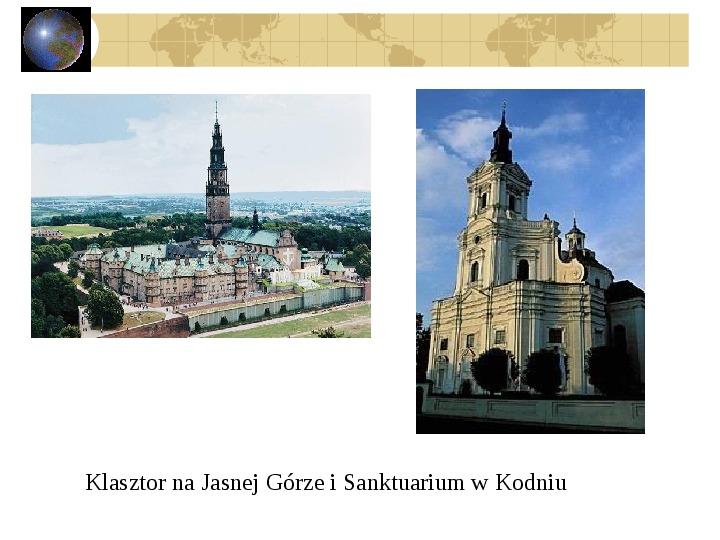 Atrakcje turystyczne Polski - Slajd 55