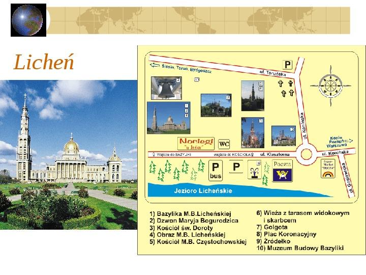 Atrakcje turystyczne Polski - Slajd 56