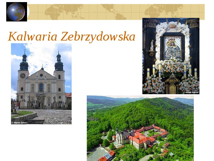 Atrakcje turystyczne Polski - Slajd 57