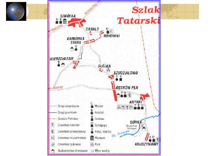 Atrakcje turystyczne Polski - Slajd 62