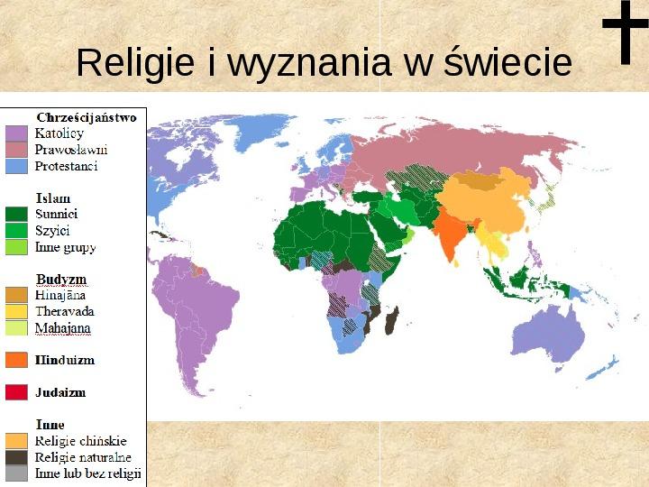 Największe religie świata - Slajd 25